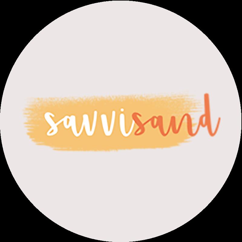 SavviSand Logo