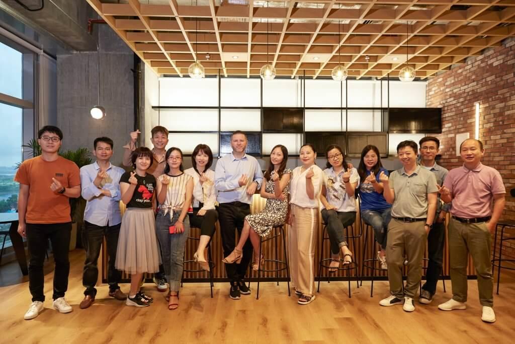 Kaizen Dynamic team photo